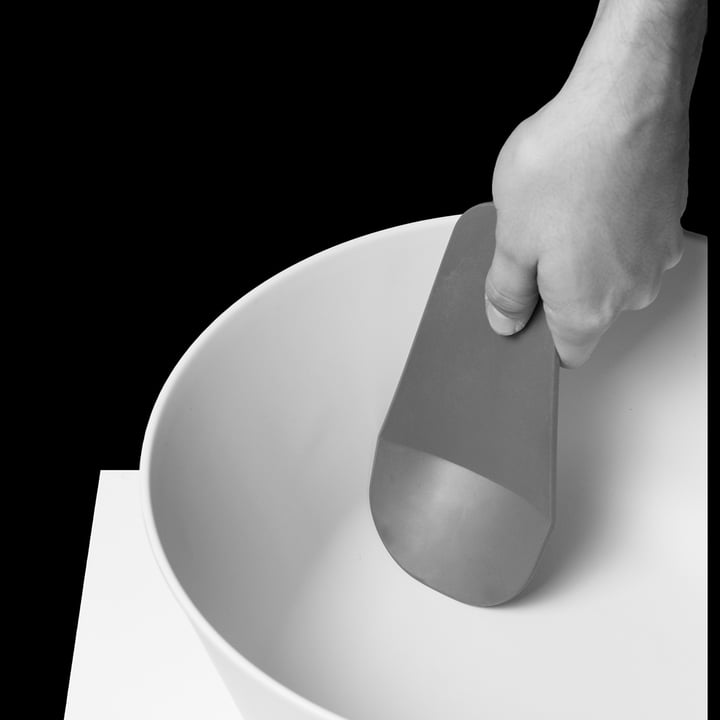 Loft Everyday Bowl incl. 2 spoons by Ommo