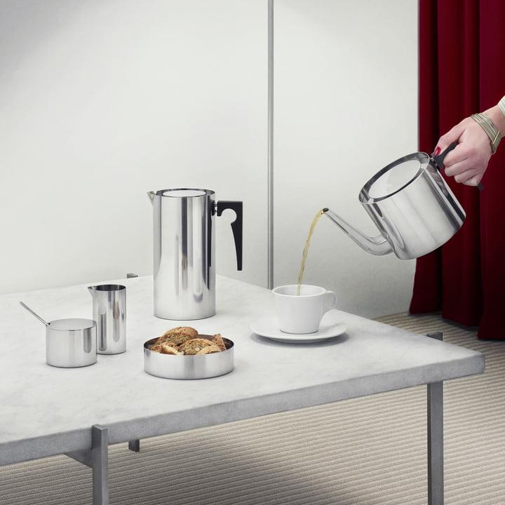 Cylinda Line by Arne Jacobsen