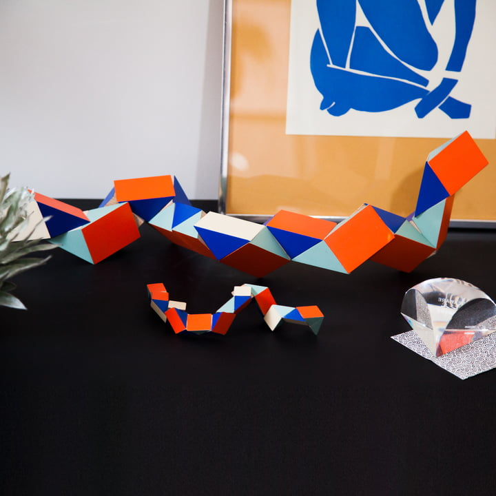 Snake Blocks by Areaware in Large