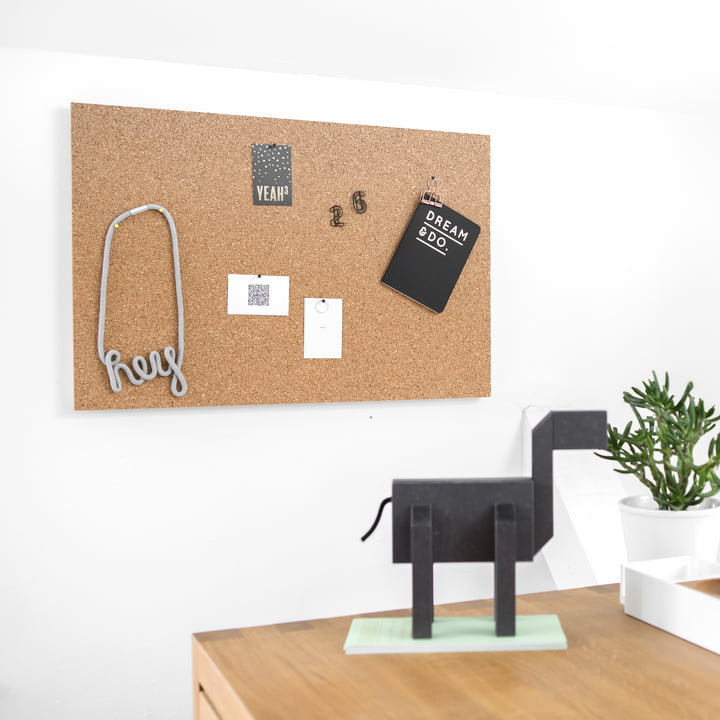 Connox Collection - Pure Pin Corkboard