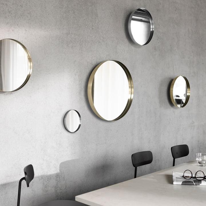Darkly Mirror by Menu in Various Sizes