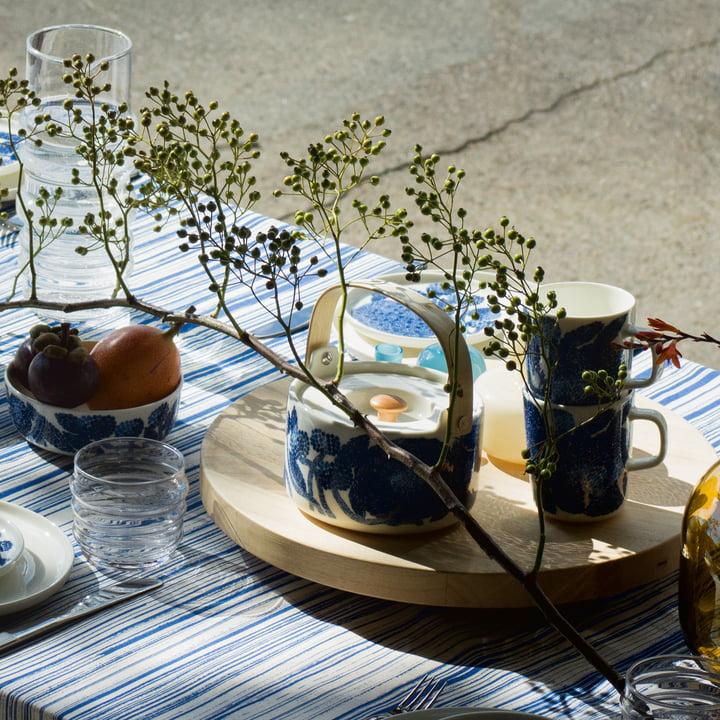 oiva mynsteri plate by marimekko connox. Black Bedroom Furniture Sets. Home Design Ideas