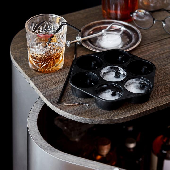 Northern - Loud Mobile Bar Cabinet
