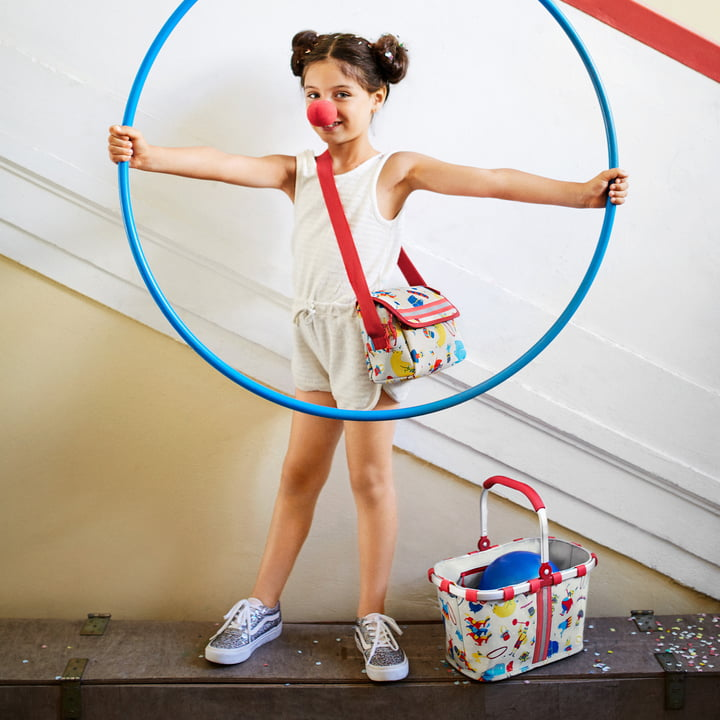 reisenthel - everydaybag kids, circus and carrybag XS kids, circus