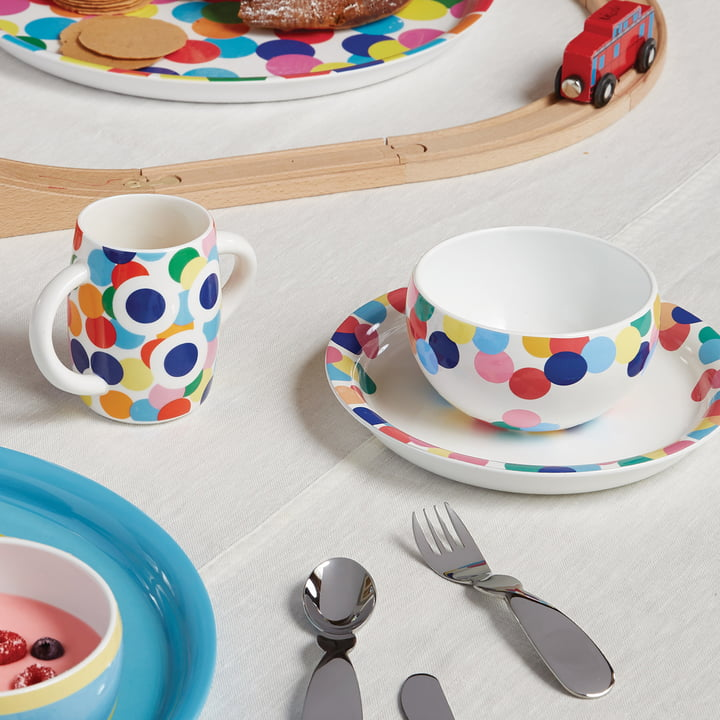 Alessini Kindergeschirr Proust by Alessi