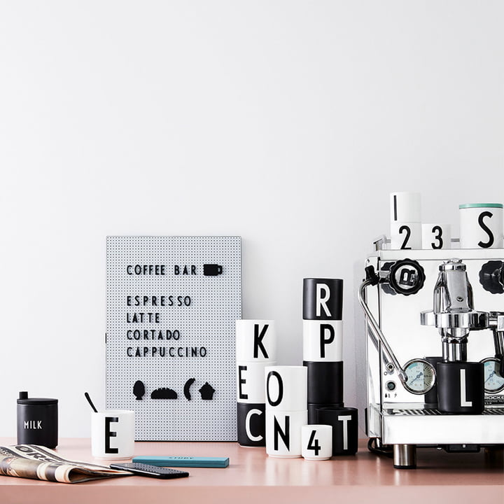 The Design Letters - Message Board with Various Design Letters Products
