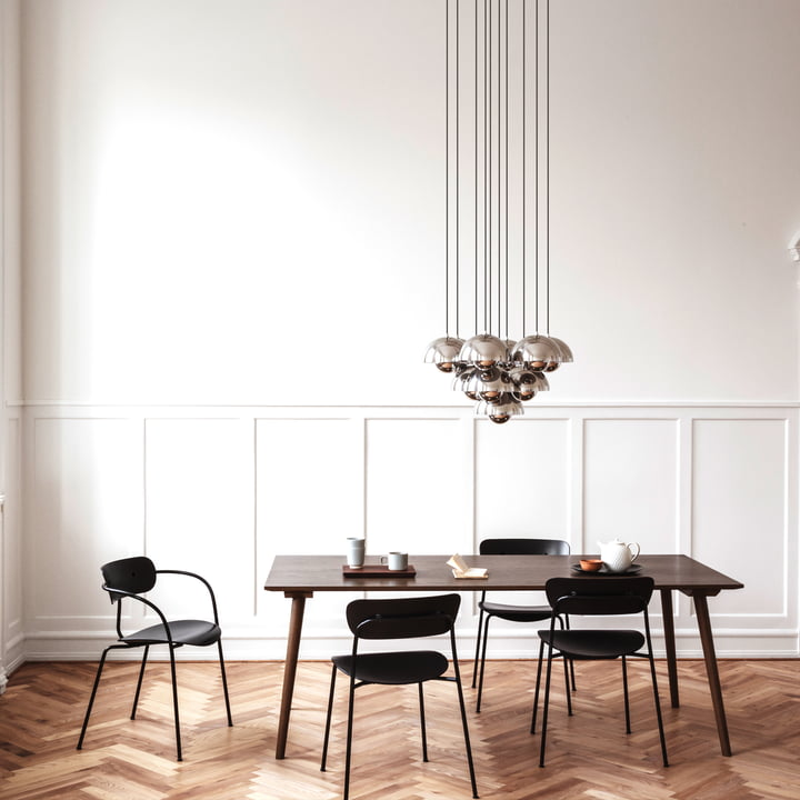 Pavilion Chair By &Tradition