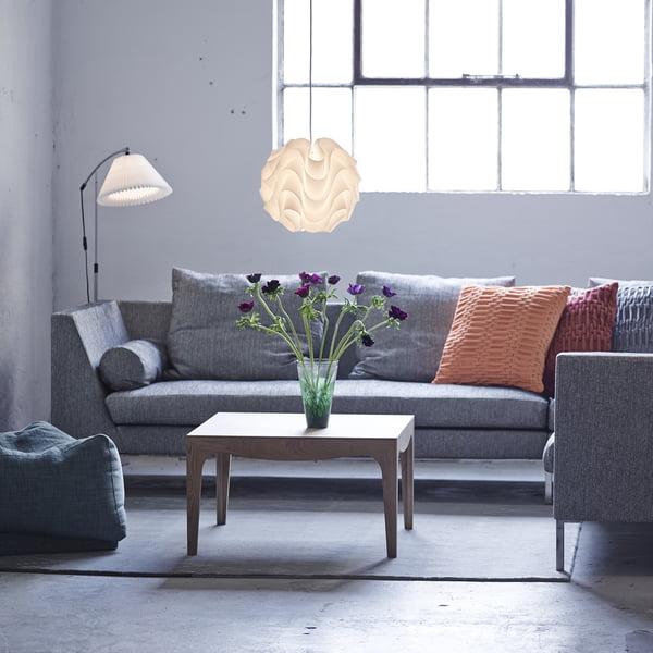 lighting in the living room: tips & ideas