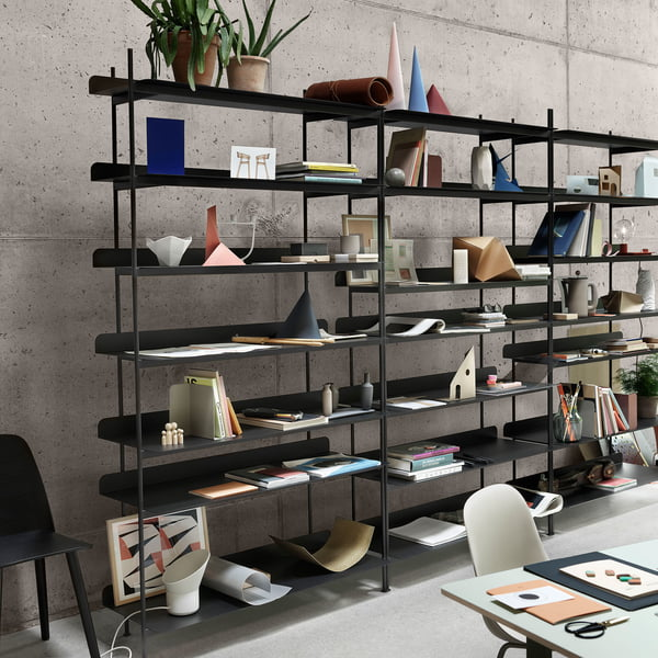 Compile Shelving System from Muuto