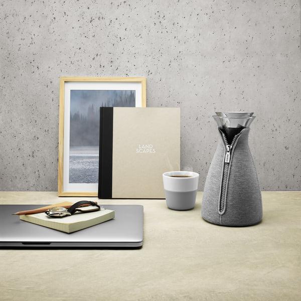 Eva Solo - CafeSolo coffee maker Woven 1 l, light grey