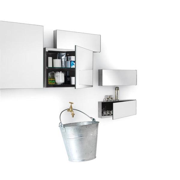 Ba.Belle mirror cabinet by Opinion Ciatti