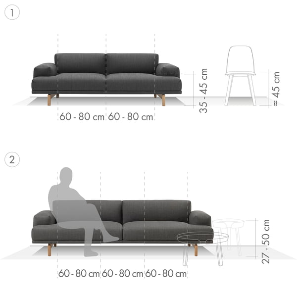 Sofa Graphics 1 - 2-Seater and 3-Seater